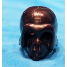 Black ebony (Early 20ᵉ century) Chinese Netsuke Skull