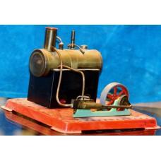MECANO (20ᵉ century) Steam machine