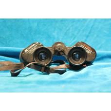 Hanimex (20ᵉ century) Binocular viewer Fully coated optics with storage case