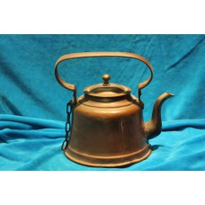 Dutch Copper (20ᵉ century) Coffeepot