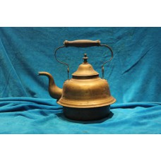Dutch Copper (19ᵉ century) Sack kettle