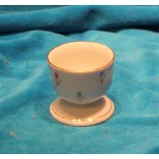 Arzberg S Porcelain (20ᵉ century)  Egg Cup Floral decor
