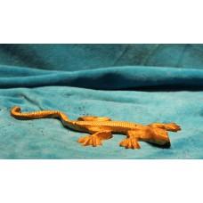 Bronze (19ᵉ century) Lizard