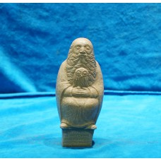 Stone (20ᵉ century) Statuette Father Abraham 50 years