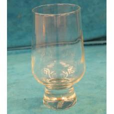 d' Argues Kristal  (20ᵉ eeuw) Beer glass