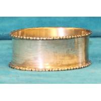 S B van Leer Gouda Silver (end 19ᵉ century) Napkin-ring
