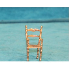 D Attema Leeuwarden Silver (1836-1873) Miniature High chair