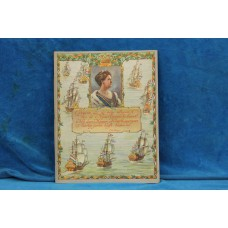 Book (19ᵉ century) 1898-1938 Wilhelmina of the fleet