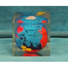 20th century Paper press Globe