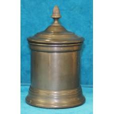 Metawa Pewter (20ᵉ century) Tobacco pot