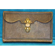 Bible (20ᵉ century) Bible with gold lock