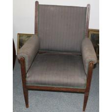 Art Deco (20ᵉ century) Hague School Upholstered armchair
