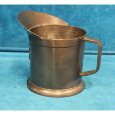 Engel Pewter (20ᵉ century) Measuring cup ½ liter