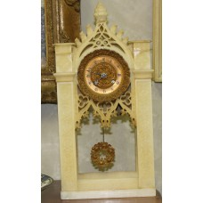 Alblast (1910) clock Church Model