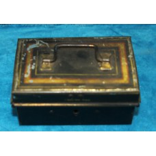 English Iron (20ᵉ century) Money Box without bucket