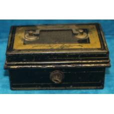 English Iron (20ᵉ century) Money Box with trays