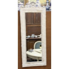 Painted wood (20ᵉ century) Mirror in a decorated frame