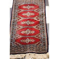 Carpet (20ᵉ century) carpet 125 x 67 cm