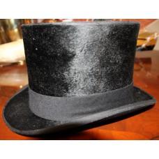 Hat. N de Haan (1ᵉ 20ᵉ half century) Felt and silk Felt hat