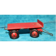 Dinky (20e century) Post War Trailer 25G 1947-1954
