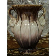 (20e century) Earthenware Vase with two ears