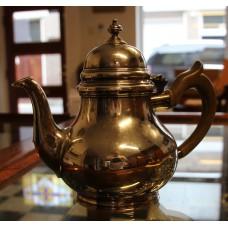 C.J. Vander (20e century) Silver Teapot
