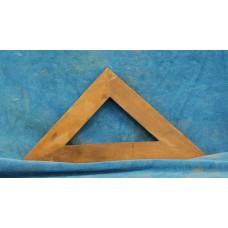Tool Wood (19ᵉ century)  Write triangle