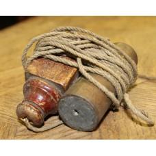 Tools Wood Rope (20ᵉ century) perpendicular line