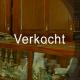 (20ᵉ eeuw) Een druk in  lijst met glas Stoel Venetië Baroque 18ᵉ eeuw